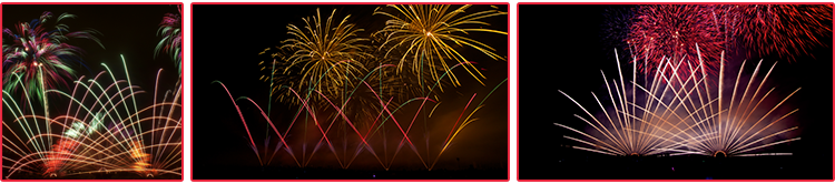 Rock Loves… Fireworks Display